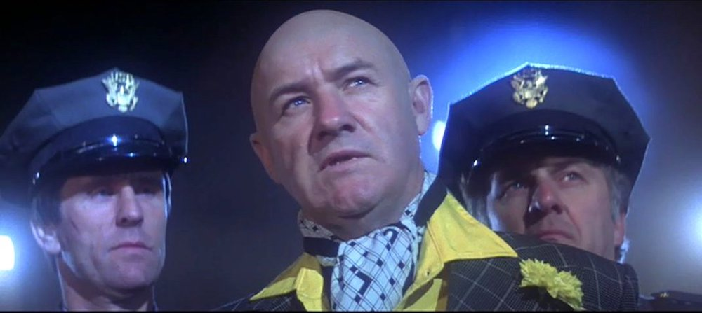 Lex Luthor nearly had a mustache in the 1979 Richard Donner Superman movie.