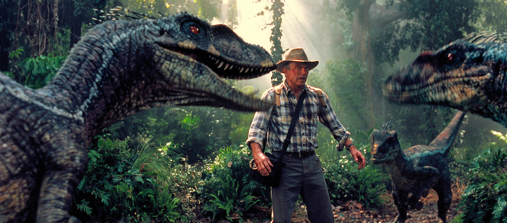 'Jurassic' Journey, Part Three: What's Bigger and Badder Than a T-Rex?