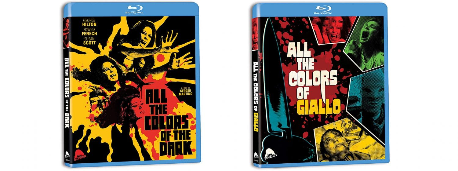 Check out the new Blu-ray releases from Severin Films.