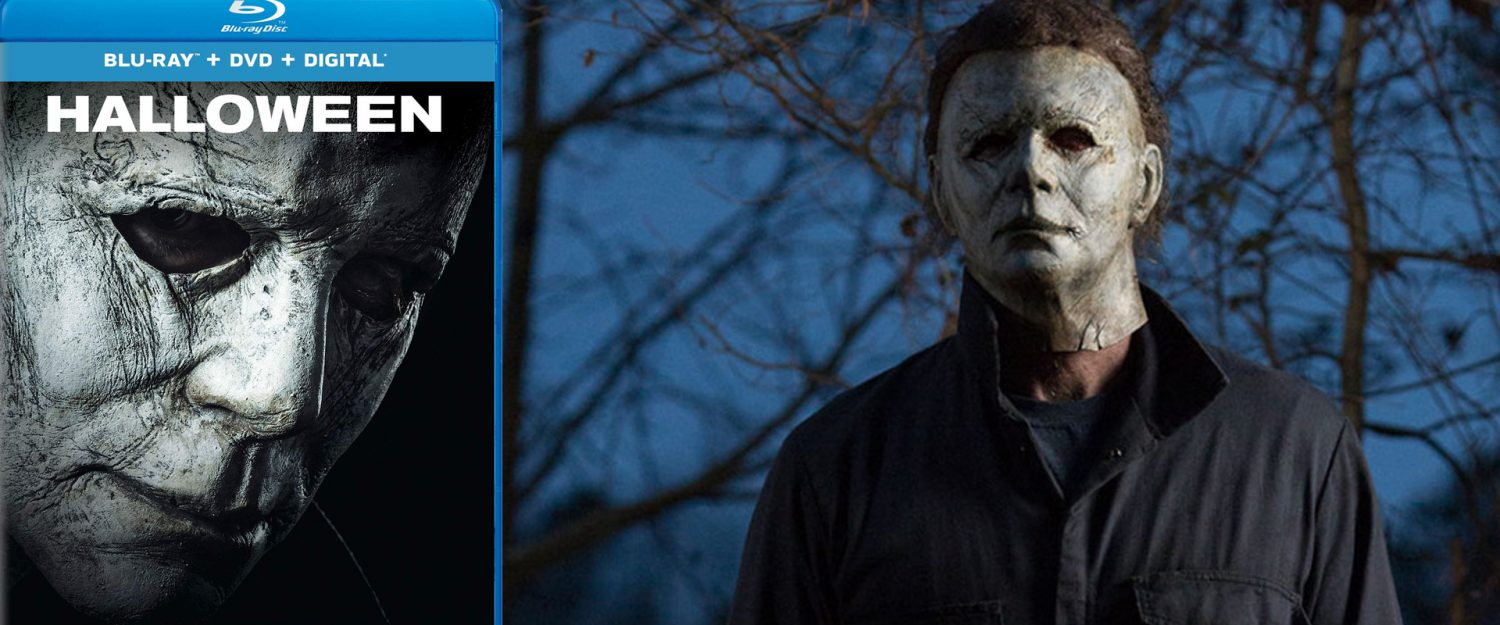 Halloween comes to blu-ray and dvd this week.