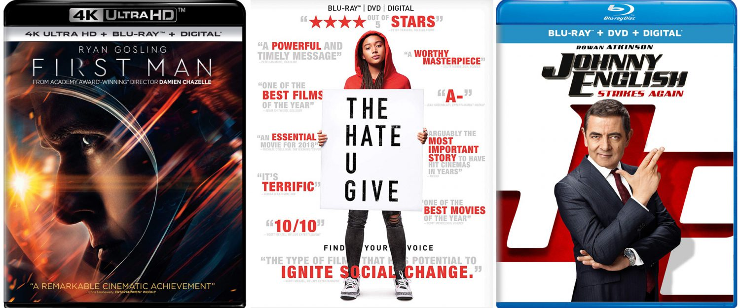 January 22, 2019: This Week on DVD, Blu-ray and 4K Ultra HD