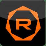 App Regal Theaters Logo with Orange