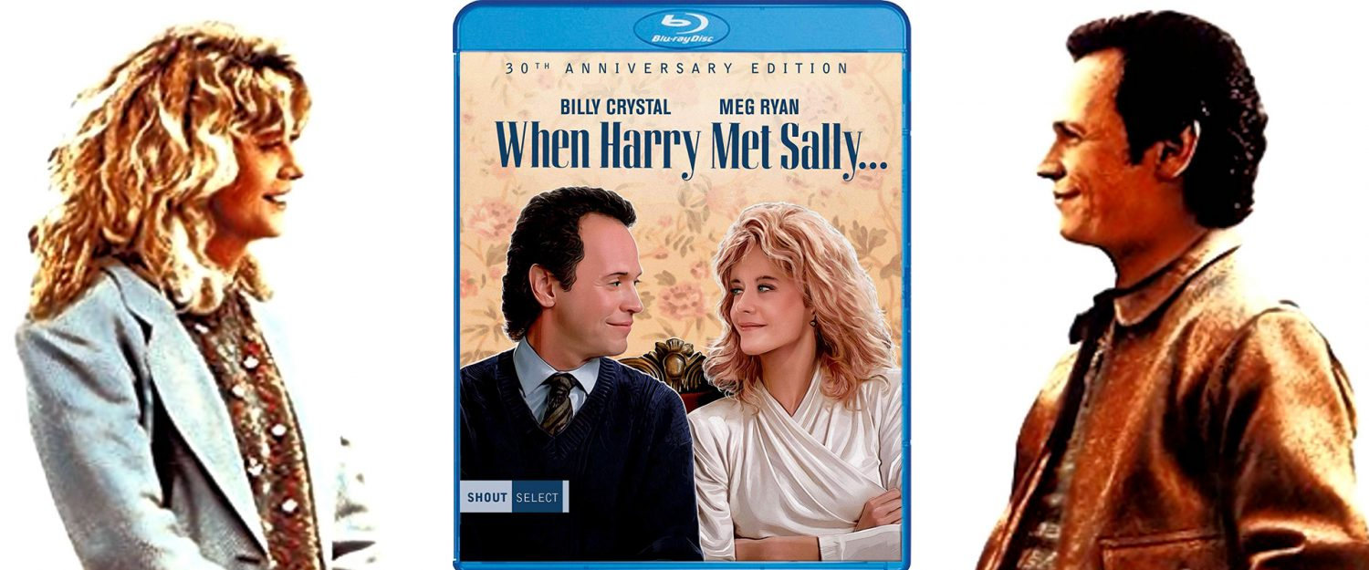 Check out Shout! Factory's special edition of When Harry Met Sally, now available on Blu-ray.