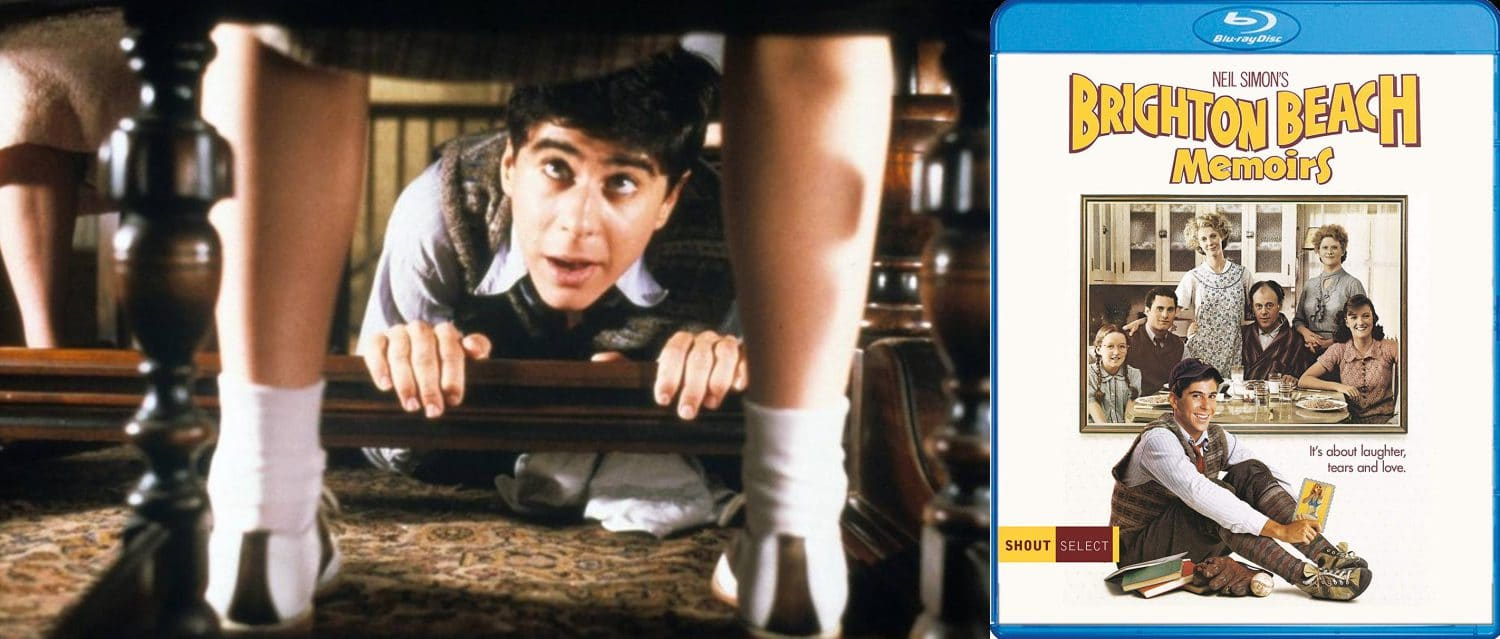 Brighton Beach Memoirs is headed to Blu-ray from Shout! Select this week.