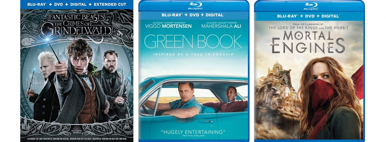 March 12, 2019: This Week on DVD, Blu-ray and 4K Ultra HD