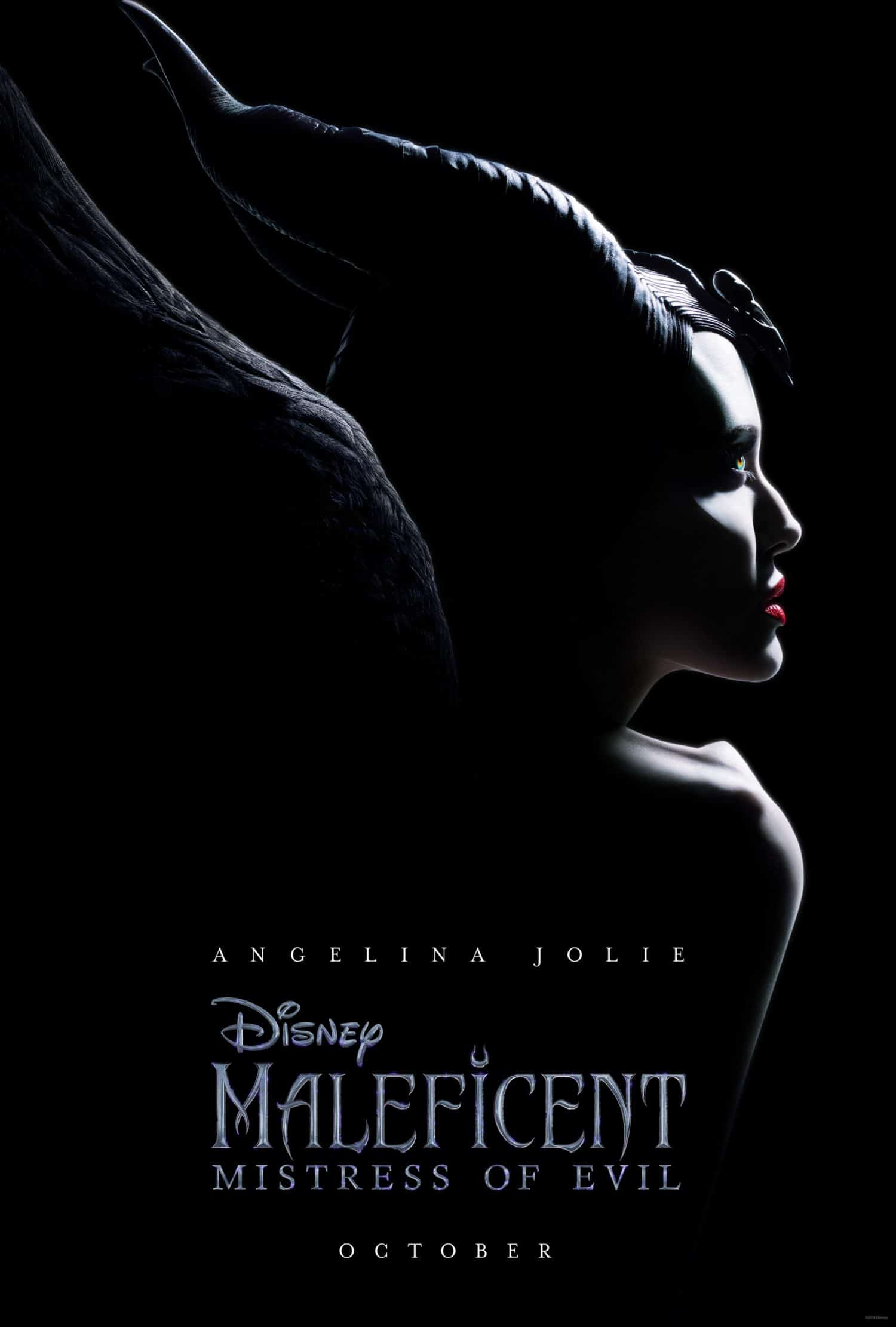 Look for Maleficent: Mistress of Evil to hit theaters in October.