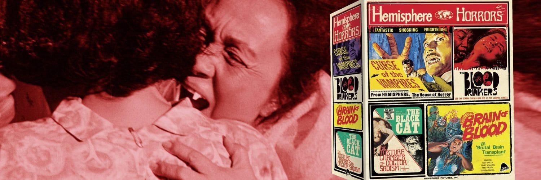 Severin Films has a new box set dedicated to Hemisphere horror.
