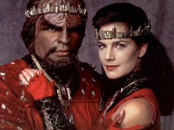 Ira Steven Behr was initially against the idea of bringing Worf to Star Trek Deep Space Nine.