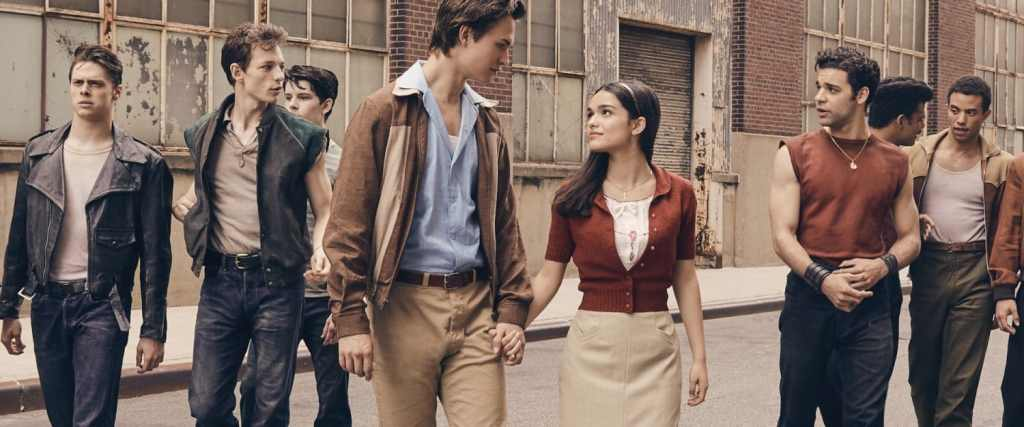Steven Spielberg's new West Side Story remake is headed to the big screen.