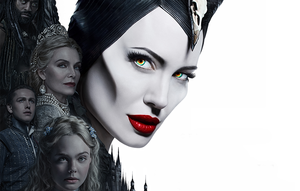 Go Behind The Scenes Of Maleficent Mistress Of Evil With
