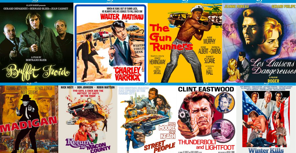 Check out all the new Blu-ray titles arriving this week from Kino Lorber and their Studio Classics line.