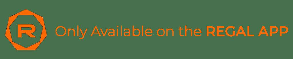 Available Regal Cinemas App