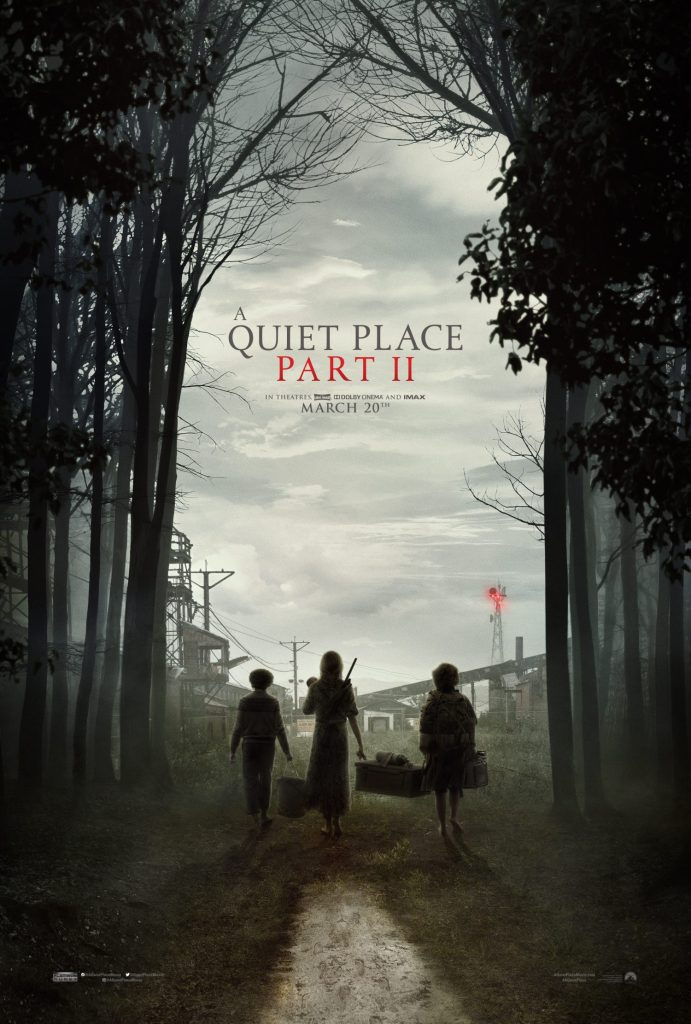 The trailer for A Quiet Place Part II has arrived! Watch the Quiet Place 2 trailer!