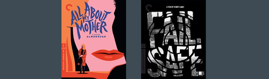 The Criterion Collection is adding both All About My Mother and Fail Safe.