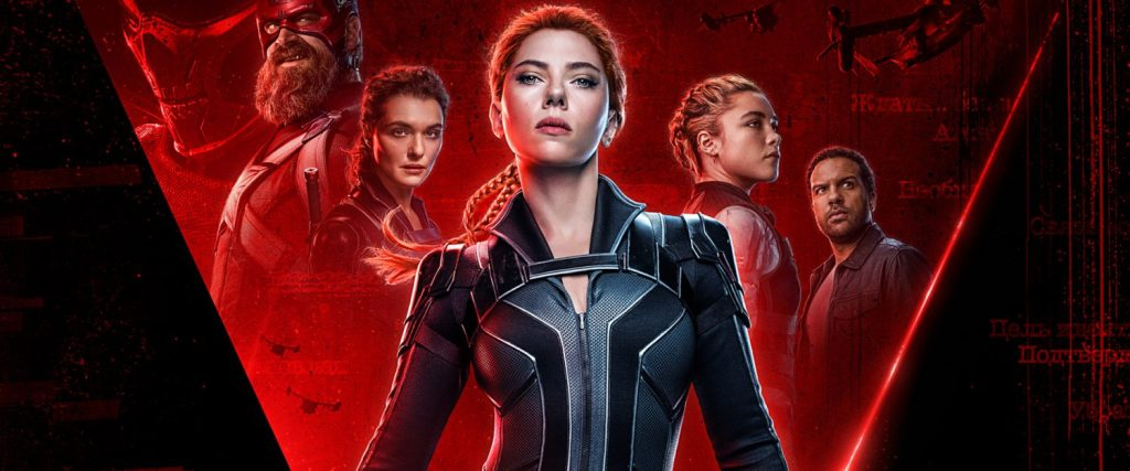 Take a look at Marvel's new Black Widow movie trailer.