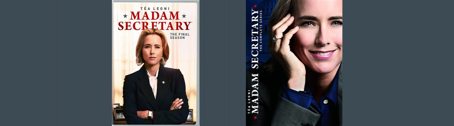The final season of Madam Secretary comes to DVD alongside the complete tv series.