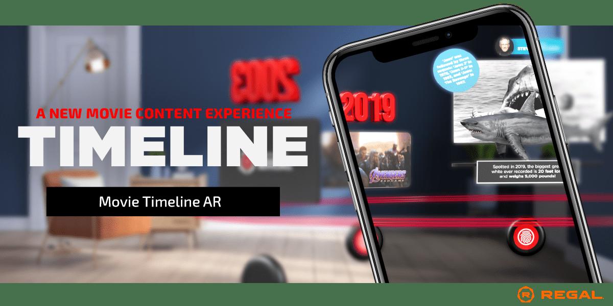 Movie Timeline AR