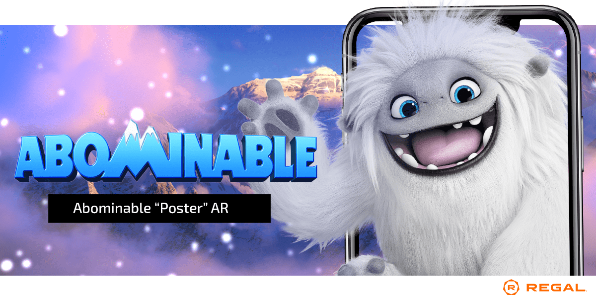 Abominable Dreamworks Pictures AR