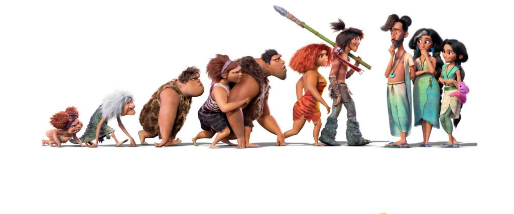 The Croods are back in the new trailer for A New Age.