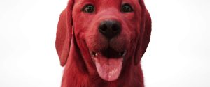 Catch the Clifford the big Red Dog movie in theaters next year.