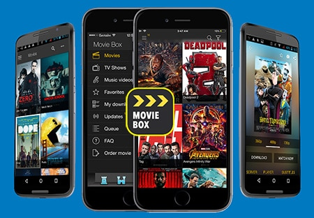 what is Moviebox apk