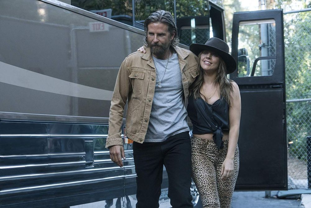 Bradley Cooper and Lady Gaga A Star Is Born