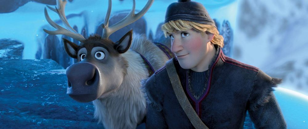 Is Dwayne The Rock Johnson In Frozen 2 As Sven The Reindeer The Movie Dweeb