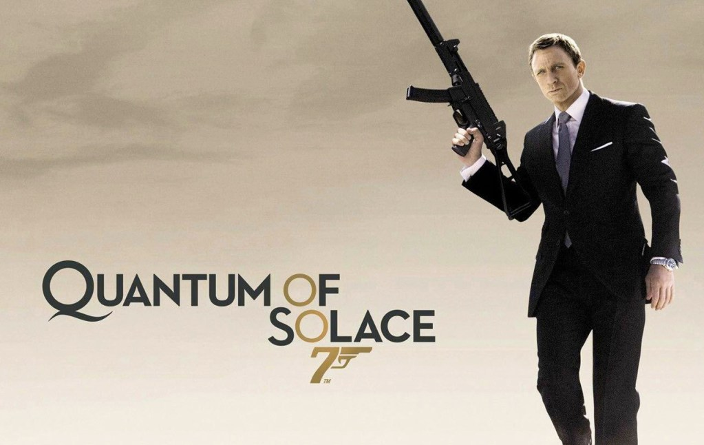 Quantum of Solace by Tim and Søren (Archive)