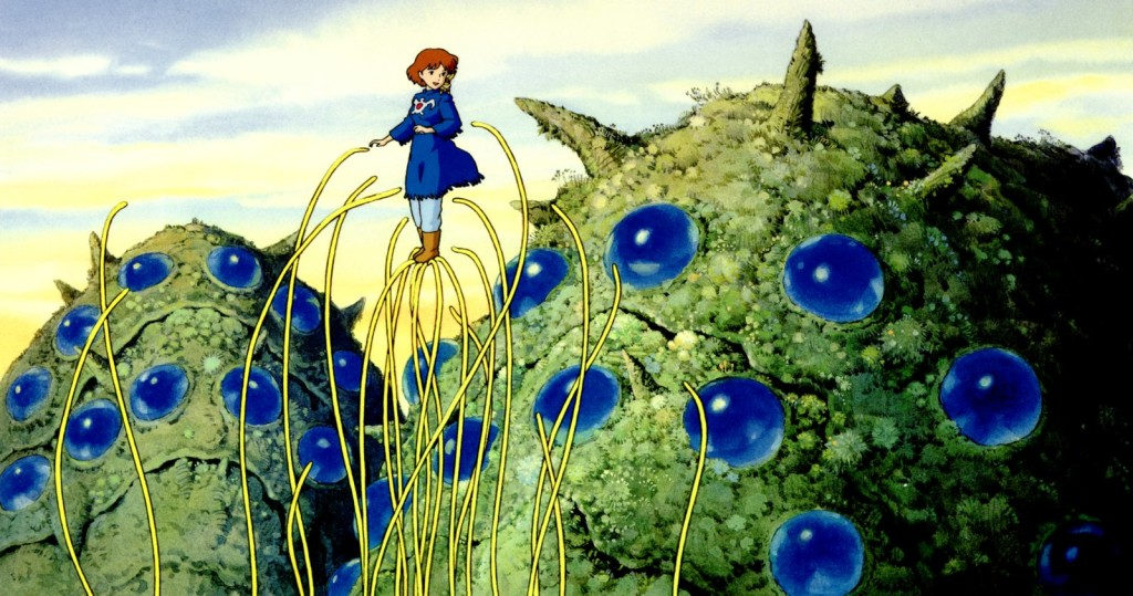 Nausicaä finally understands