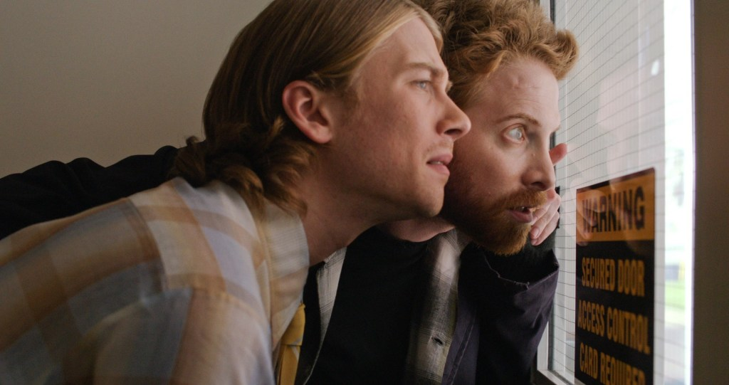 Lou Taylor Pucci and Seth Green deliver memorable performances in The Story of Luke.