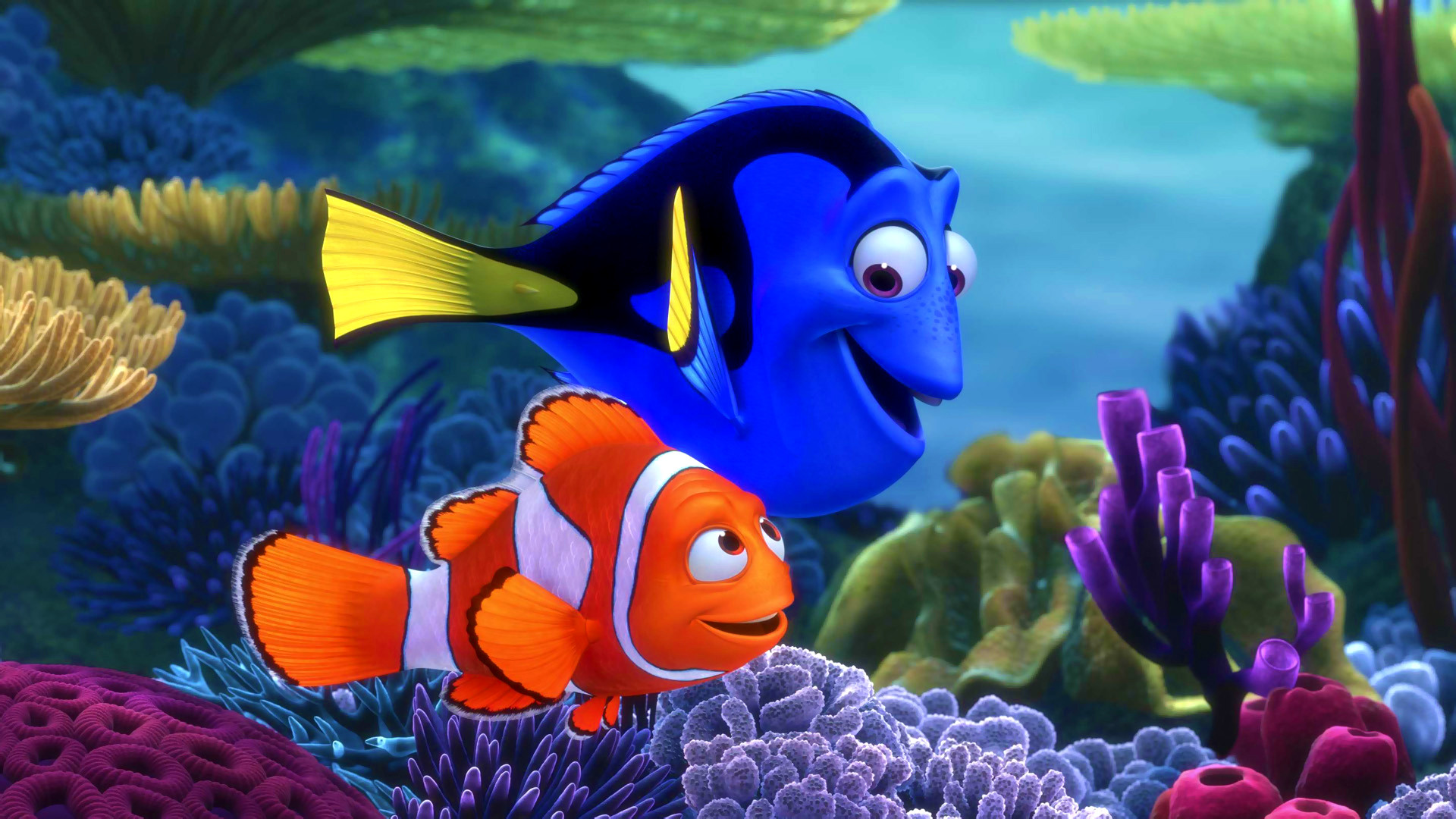 nemo and marlin relationship counseling