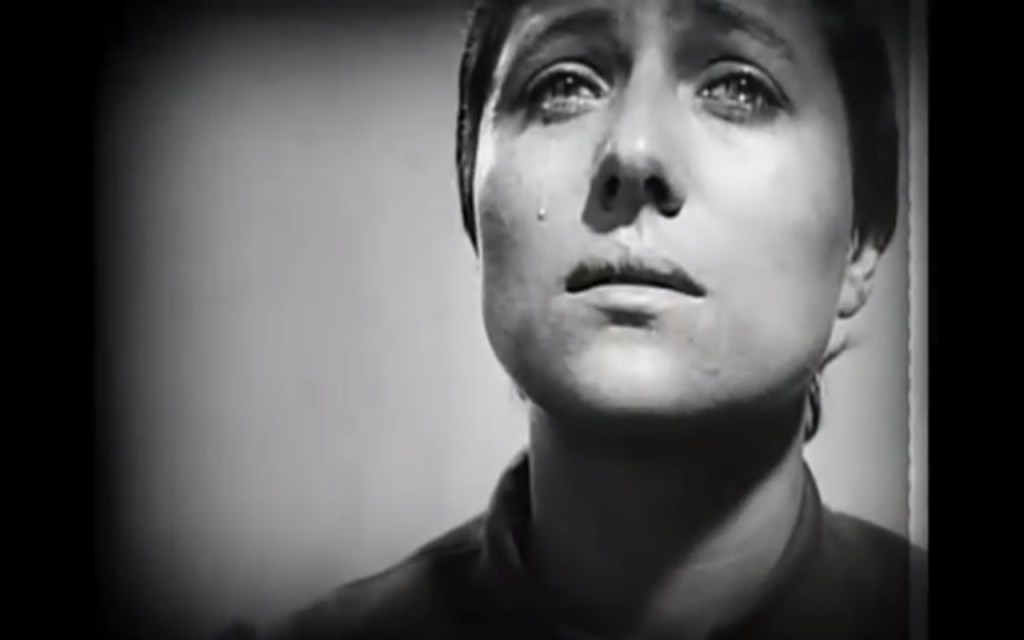 Abstraction in Carl Theodor Dreyer's The Passion of Joan of Arc