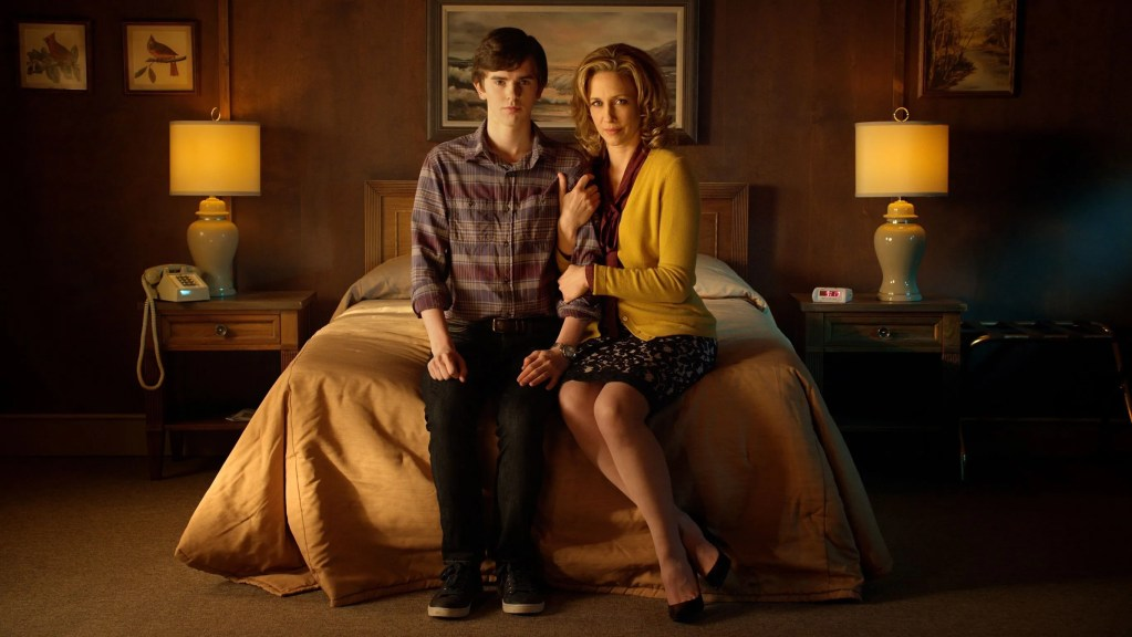 Bates Motel Checks in For Second Season