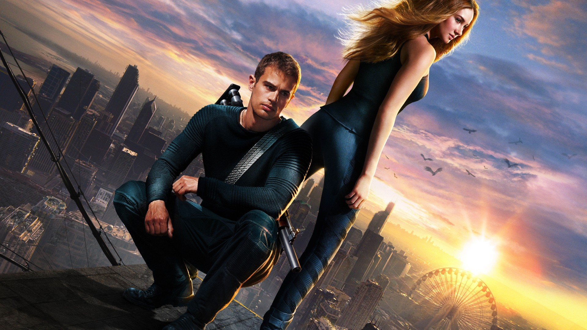 divergent � movie review