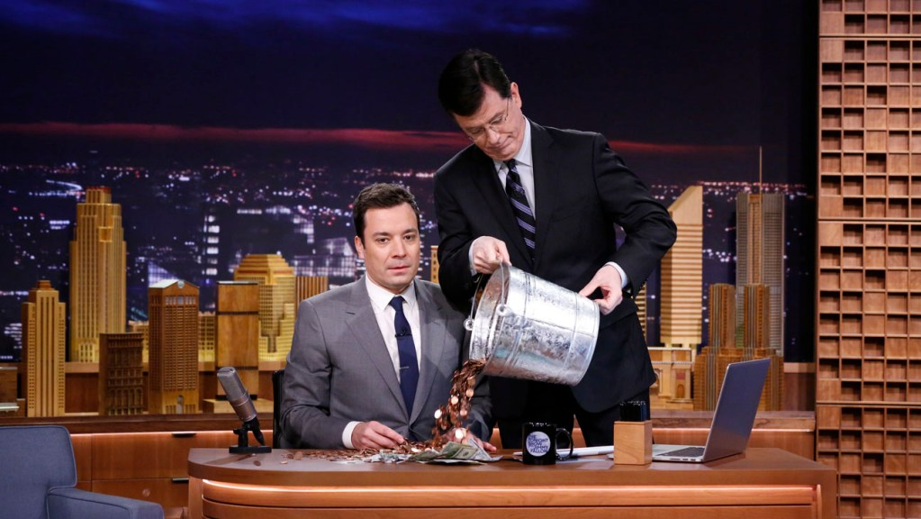 Jimmy Fallon Rings In New Era of Late Night Television