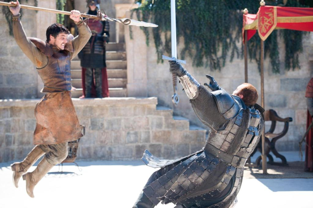 "Game of Thrones Season 4: ""The Mountain and The Viper"""