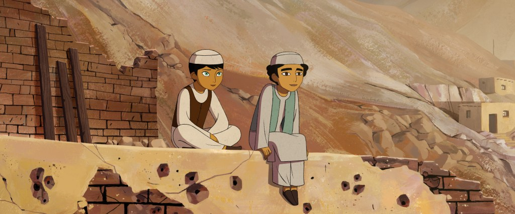 Interview with Nora Twomey, Director of The Breadwinner