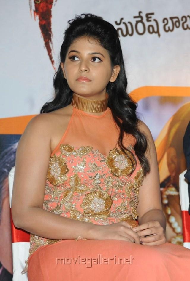 Picture 600603 Telugu Actress Anjali Hot Images At Masala 700x1038