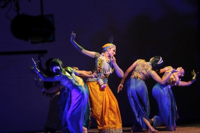 Shobana Krishna Dance Drama 2012 Stills   New Movie Posters