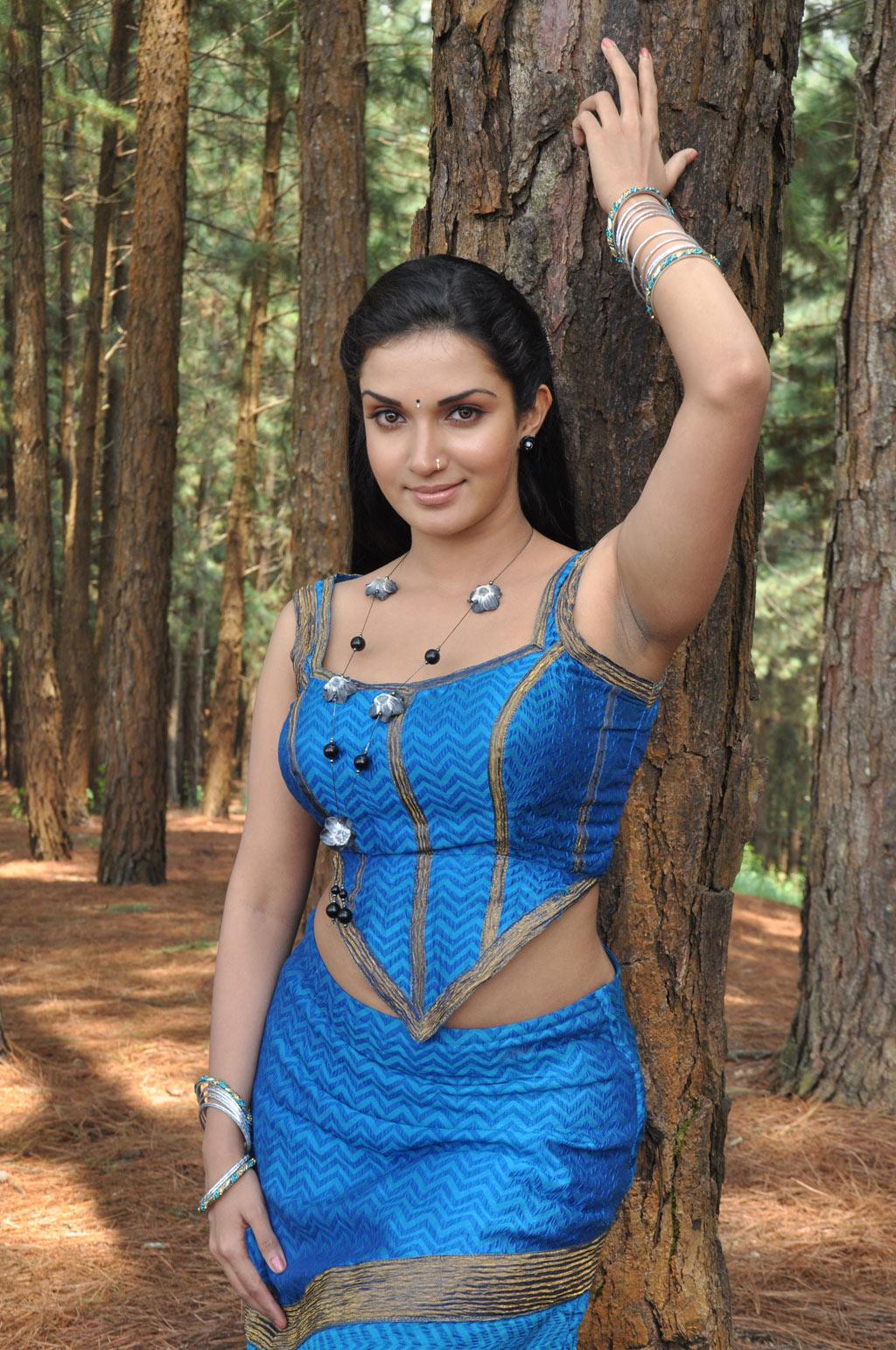 Picture 23851   Mallukattu Movie Actress Soundarya Honey Rose Hot ...