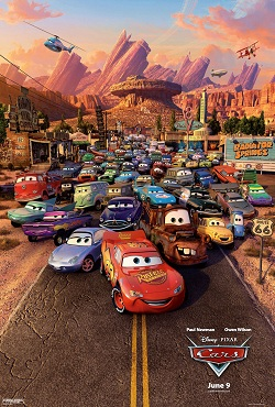 Cars The residents of Radiator Springs are a memorable bunch  there s Fillmore   Carlin   a 1960 VW bus  who sells organic fuel and his neighbor Sarge   Dooley