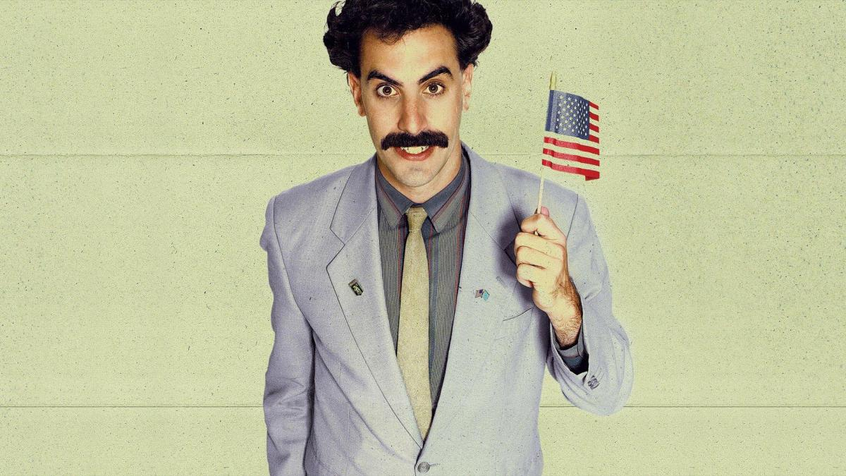 Borat 2 picked up by Amazon; airs before Election Day ...