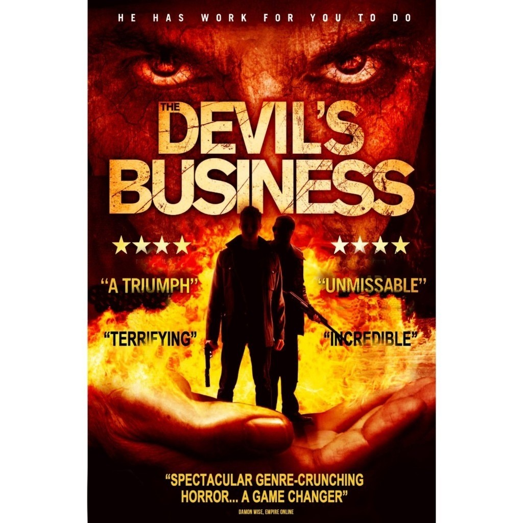 British Indie Movies THE DEVIL'S BUSINESS
