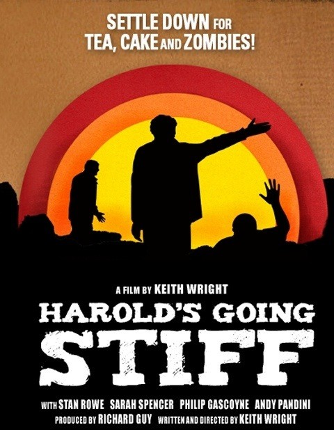 British Indie Movies HAROLD'S GOING STIFF