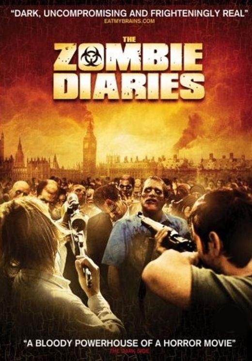 British Indie Movies THE ZOMBIE DIARIES
