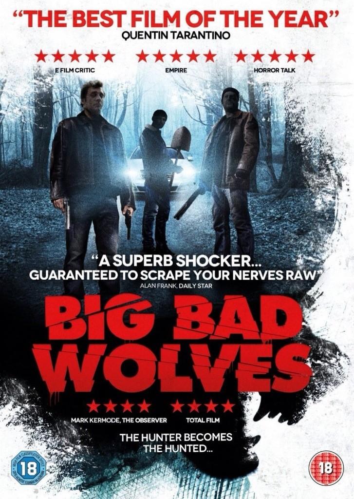 big bad wolf movie poster - photo #20