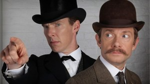 New Sherlock Holmes Special Will Be Set In Victorian London