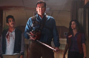 UPDATED – Two New Teasers For Ash Vs Evil Dead