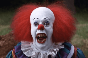 Pennywise Has Been Cast For Upcoming 2-Part Remake Of Stephen King's IT