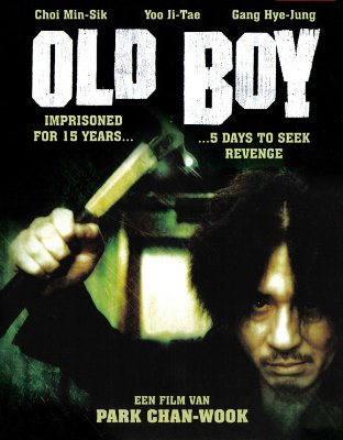 South Korean Revenge movies OLD BOY